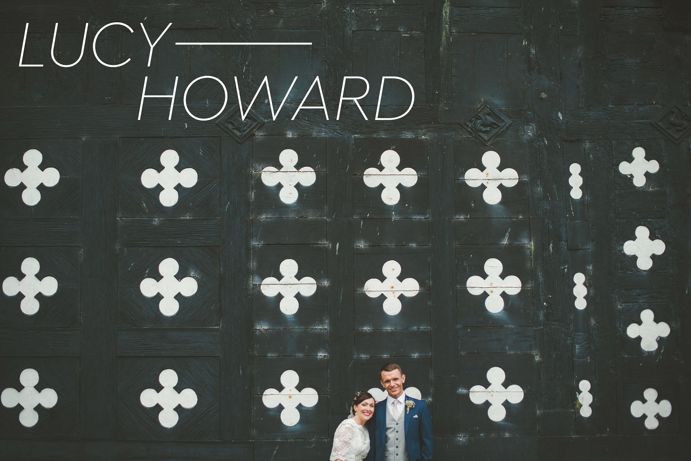 Lucy and Howard