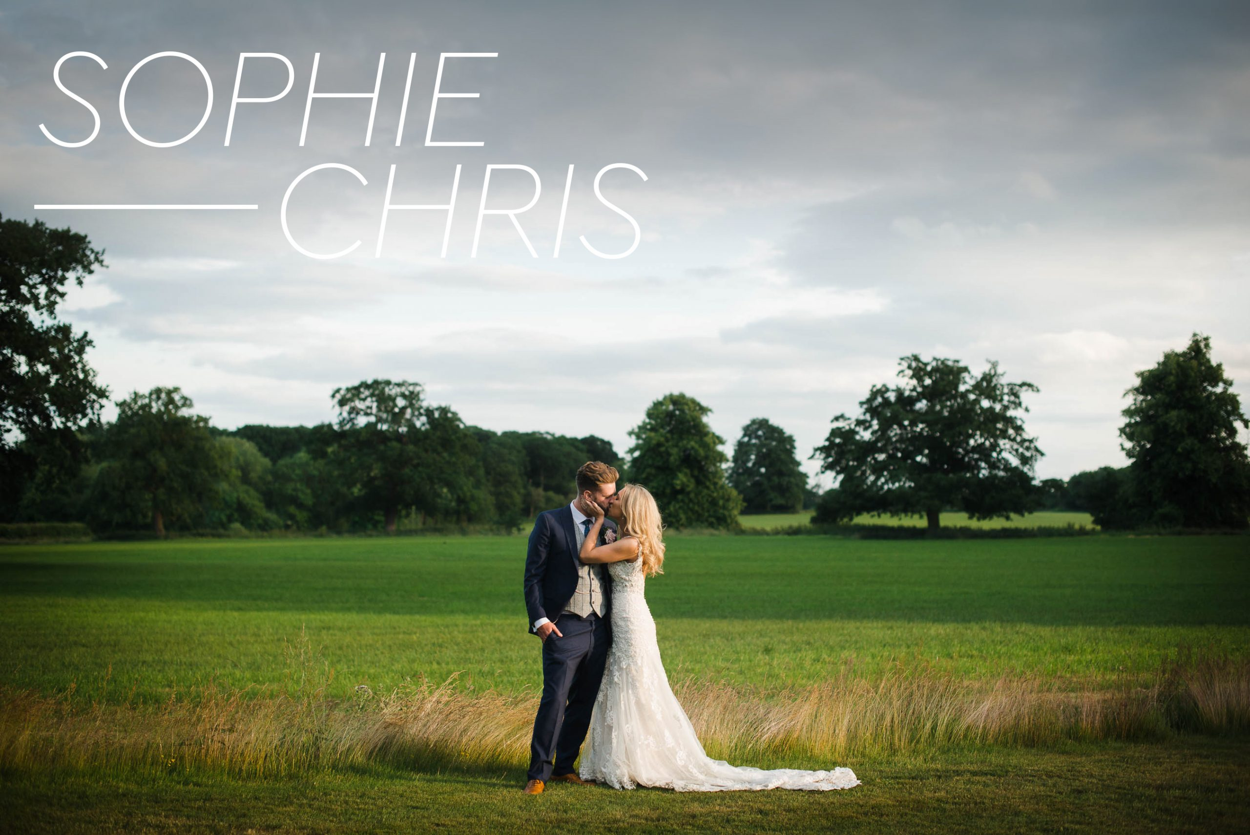 Sophie and Chris
