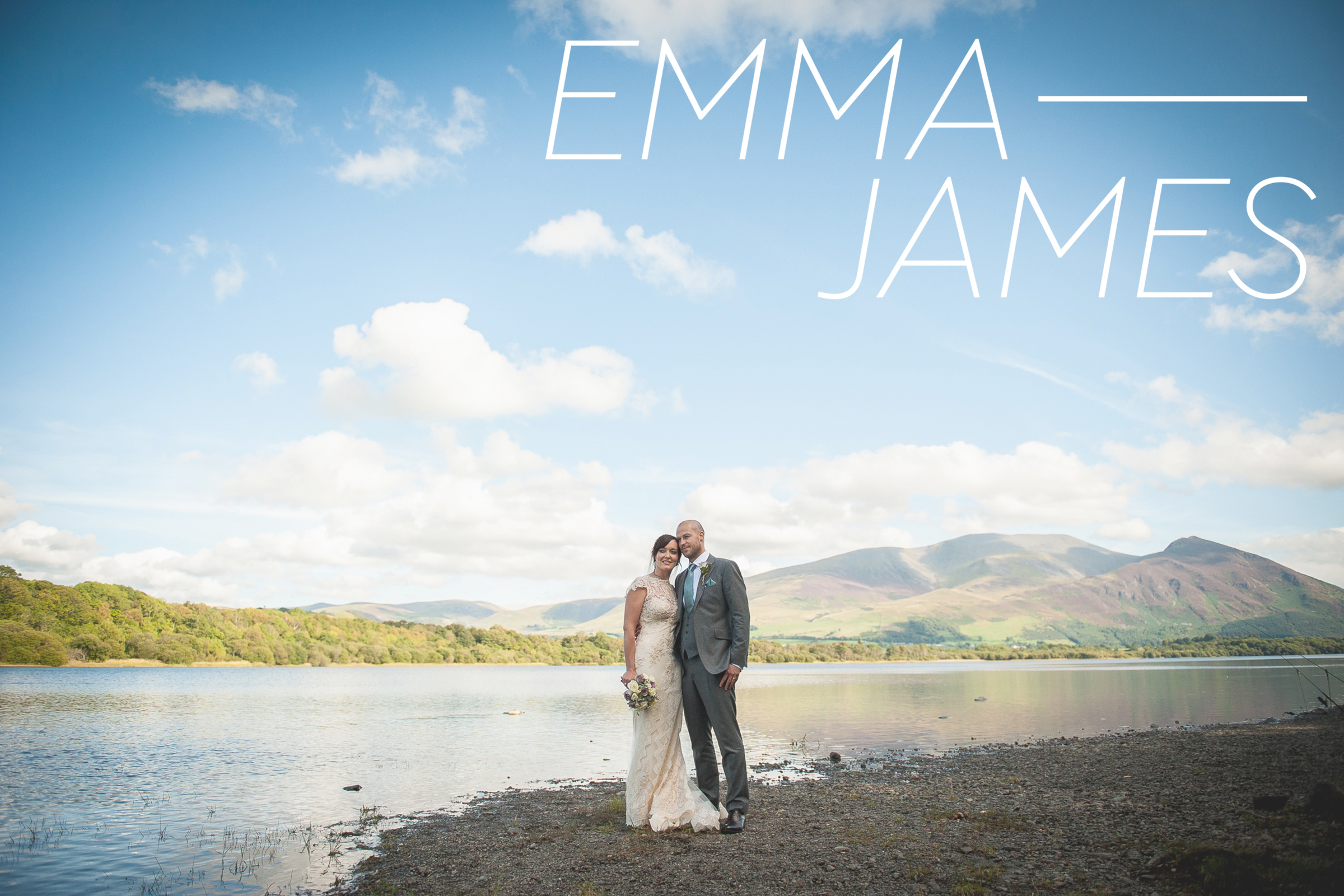 Emma and James